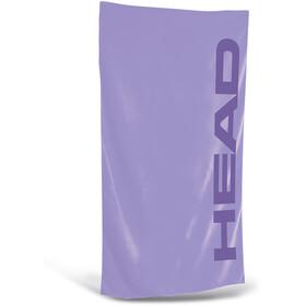 Head Sport Microfiber Towel 150x75cm lilac
